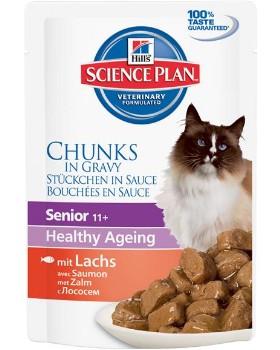 Hills Science Plan Feline Senior 11+