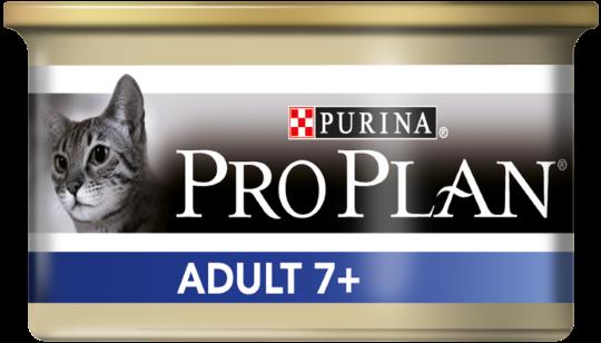 PRO PLAN Adult 7+ консервы