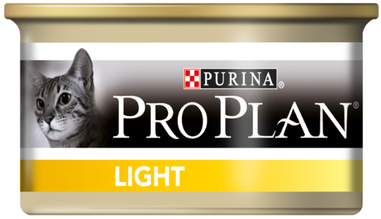 PRO PLAN Light консерва с индейкой