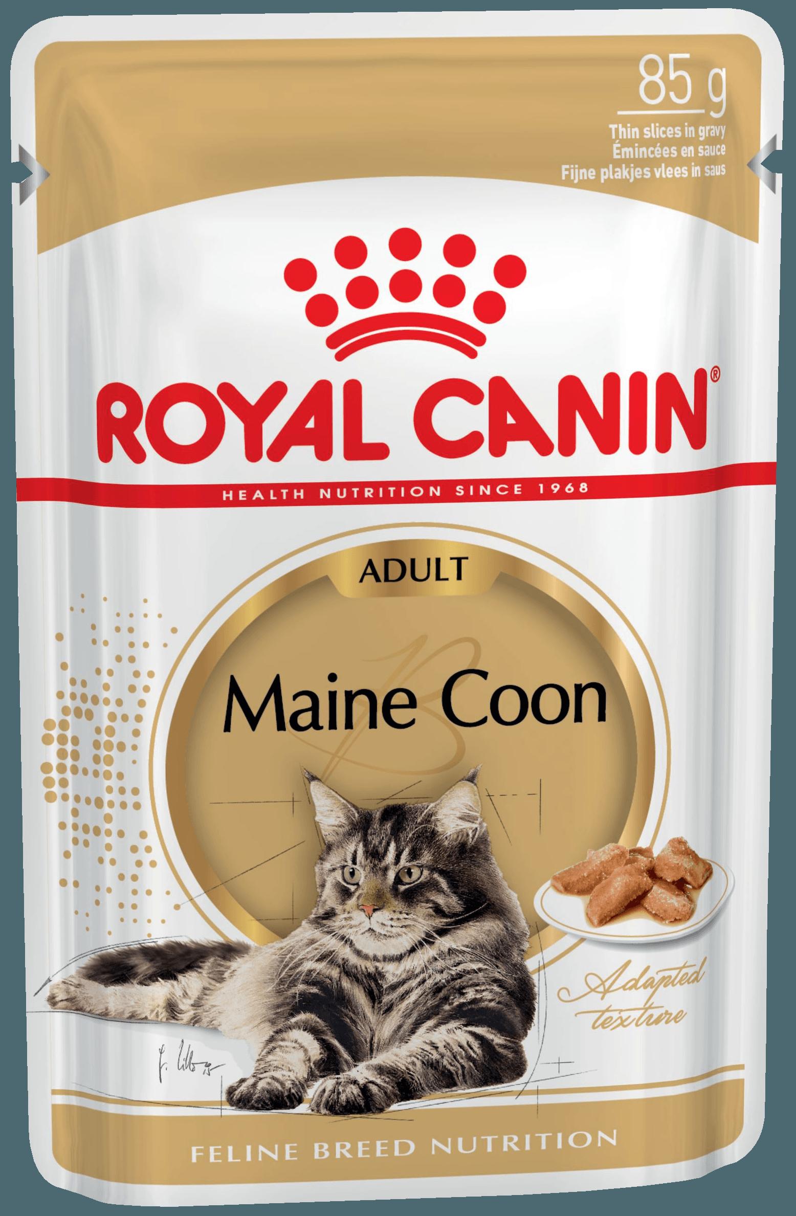 Royal Canin для мейн-кунов старше 15 месяцев