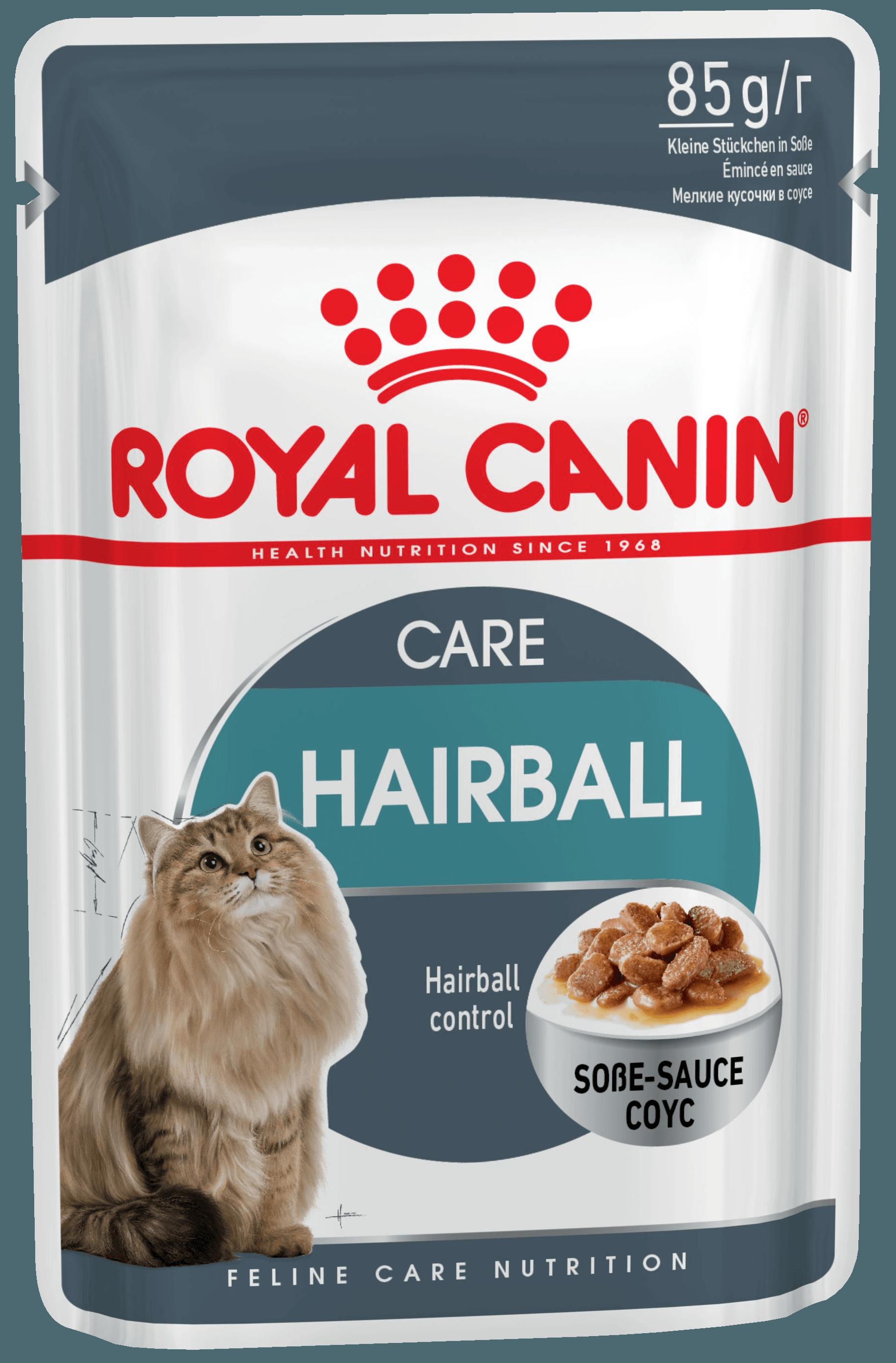 Royal Canin HAIRBALL CARE