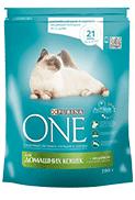 Сухой корм для домашних кошек Purina ONE