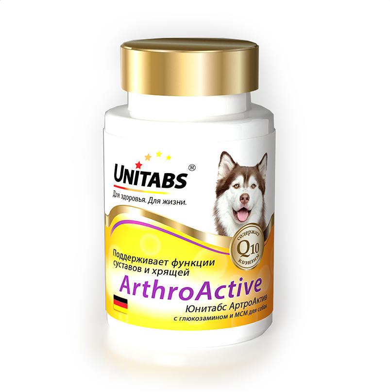 Unitabs ArthroАctive для поддержания функции суставов и хрящей